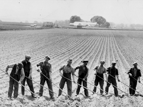 the influences of industrial revolution on the farming life Fourth industrial revolution (4ir) and the crucial contribution of the  on the 4ir  and its impact on agriculture  every aspect of human life.