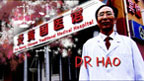 Dr Hao in China