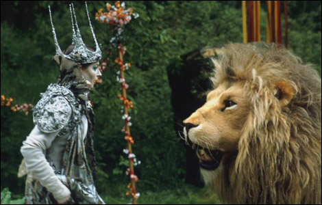 From BBC's 1988 adaptation of Chronicles of Narnia