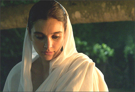 indian widow