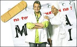 Munnabhai M.B.B.S. (2003) hindi movie watch online