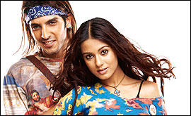 BBC - Shropshire - Bollywood -Main Hoon Naa review
