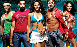 Cast of Dhoom 2