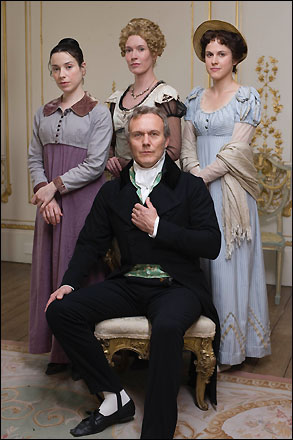 Anthony Head as Sir Walter Elliot in Persuasion