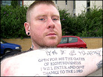 Tattoo Verses
