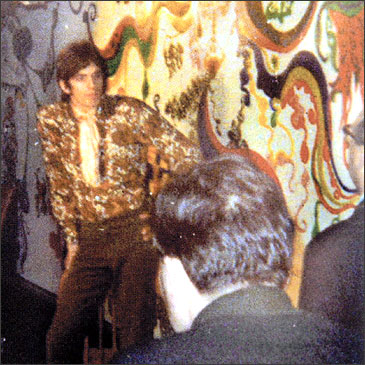 Peter Stringfellow interviewed about the closure of the Mojo Club, 1966