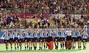 Argentina en los Juegos Olímpicos I