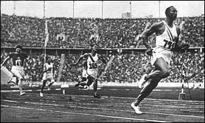Звездой берлинской олимпиады 1936 года