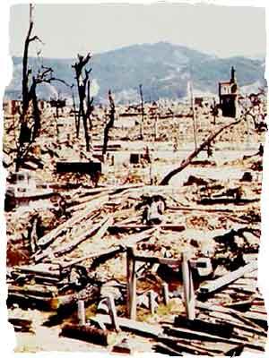 Hiroshima y Nagasaki, un antes y un despues