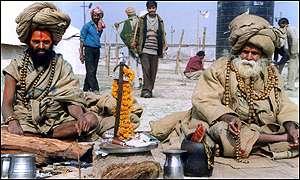 Un profeta Indio Taj Mallo, declaró hoy 29 de abril el nombre de el que consideraría el conciliador entre estos Europa y EI, su nombre es