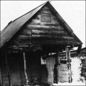 Casa de los abuelos en Aracataca