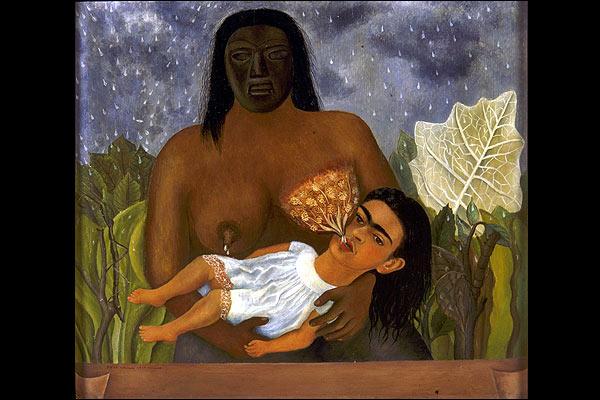de obras de Frida Kahlo