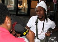Robbo Ranx interviews Jah Cure