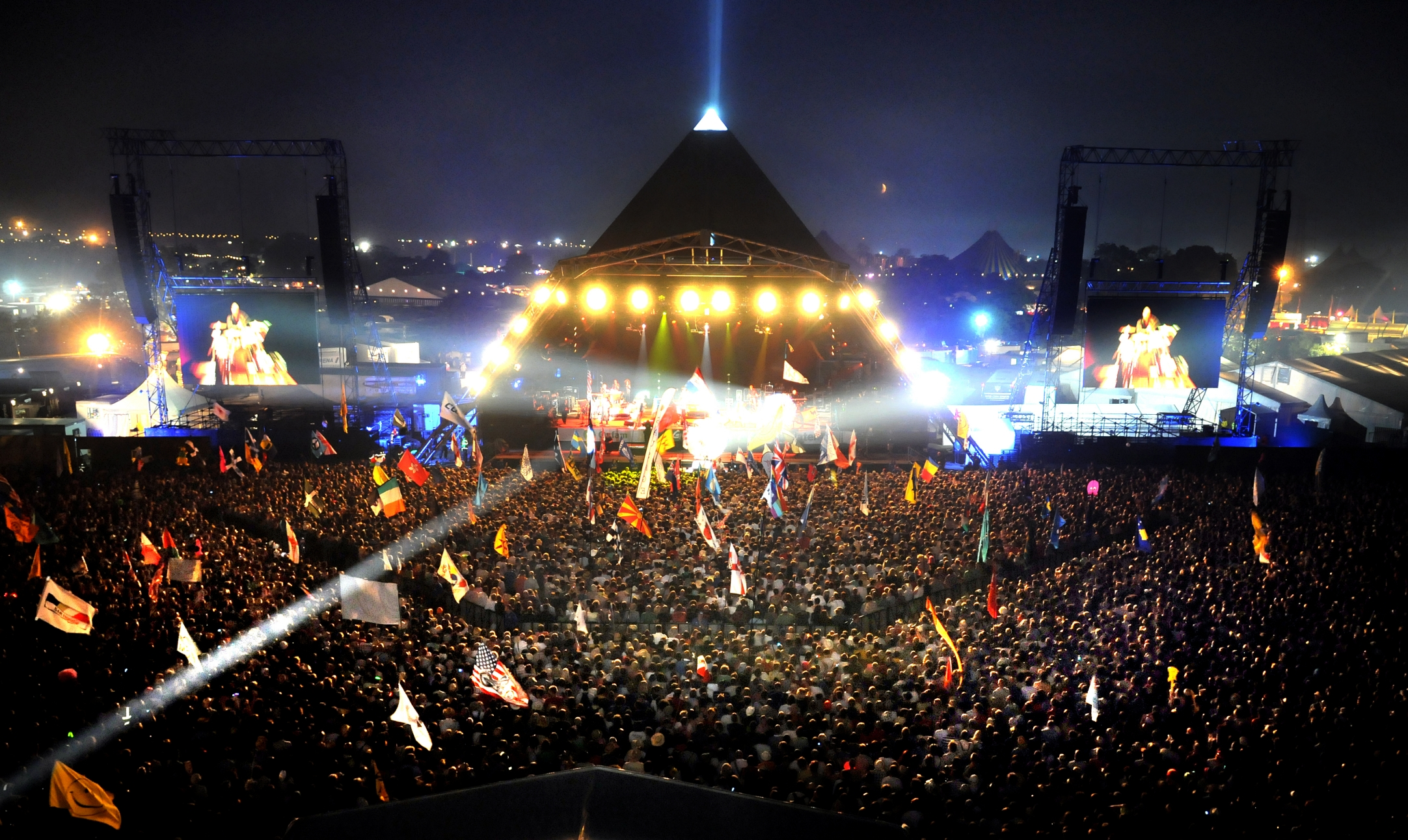 Image result for glastonbury stages
