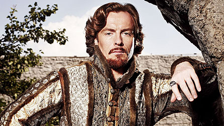 BBC - Press Office - Robin Hood returns to BBC One: Toby ...