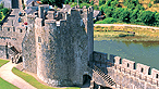 Castell Penfro © Wales Tourist Board