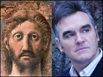 Jesus and Morrissey