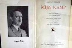 Dutch version of Hitler's Mein Kampf