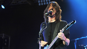 Dave Grohl at Big Weekend