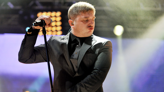 Plan B at Big Weekend 2011