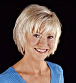 Sue Barker presents coverage from the International Women's Open