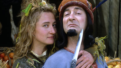 Maid Marian and the Sheriff of Nottingham