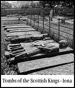 Royal Tombs - Iona