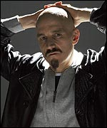 Tim Booth plays Judas
