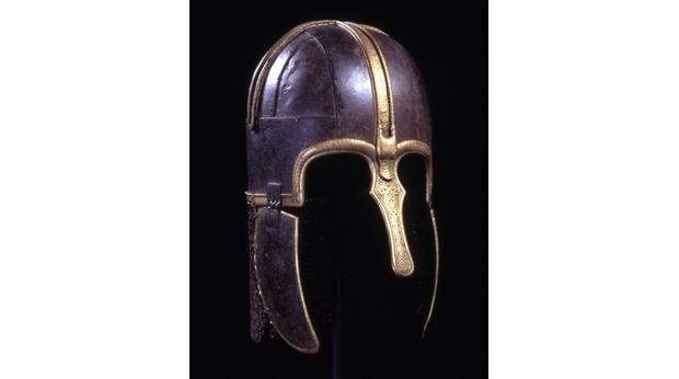 8th century Anglian helmet from York © York Museums Trust (Yorkshire Museum)
