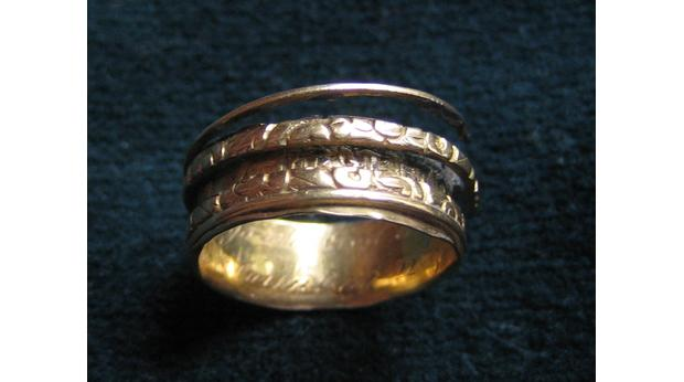 1805 Mourning Ring.