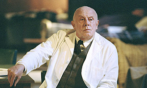 Richard Wilson in Doctor Who