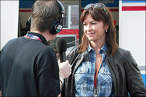 BBC - Derby - In Pictures - Moto GP: Behind the scenes