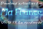 Download Ma France Unit 13 suggested activities
