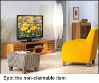 Plasma screen tv