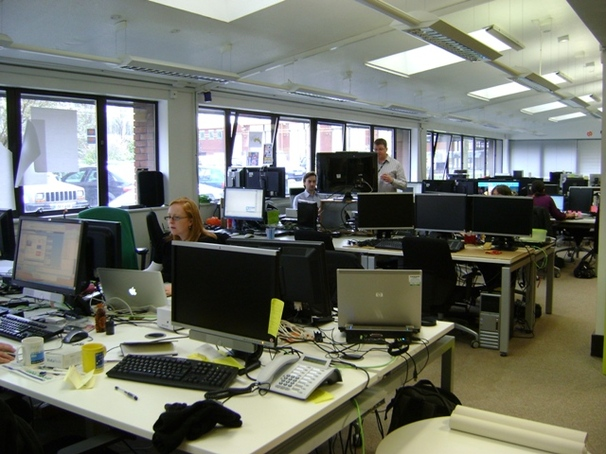 Another shot of our Manchester office