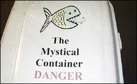 The mystical container