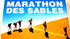 Brochure of the Marathon de Sables