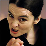 Shirley Henderson as Katherine in 'ShakespeaRe-Told: The Taming Of The Shrew'