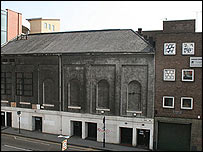 """I think it's Birmingham's last surviving music hall building"""