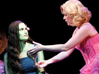 a critical review of the musical the wizard of oz Starring anthony warlow, wicked's leading ladies lucy durack & jemma rix & rising star samantha dodemaide as dorothy, the wizard of oz is an enchanting revis.