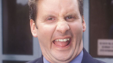Chris Barrie in The Brittas Empire