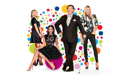 Fearne Cotton, Alesha Dixon, Sir Terry Wogan and Tess Daly present BBC Children In Need Appeal Night