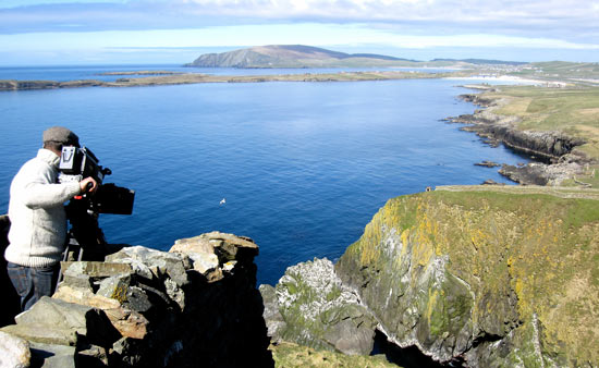 BBC - Nature UK: Fair Isle diary