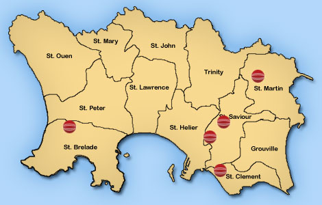 Map Of Uk Including Jersey.Bbc Jersey Wcl Division 5