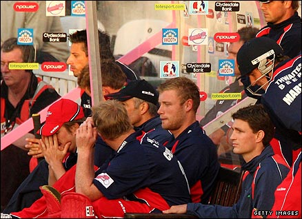 Andrew Flintoff will surely play IPL or the new T20 at some point