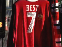 wholesale dealer efa59 d4bae BBC - Manchester - Sport - George Best: your tributes
