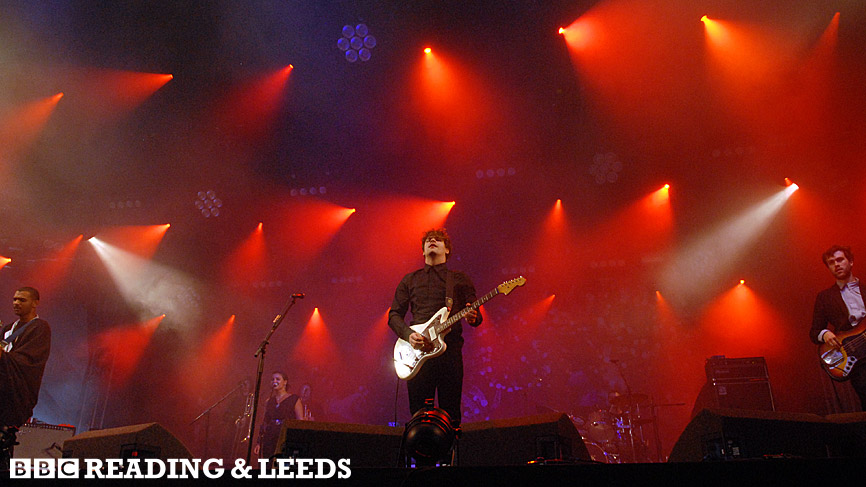 Jack Penate at Reading Festival