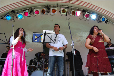 The Swindon Mela 2008