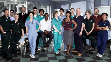 Casualty celebrates 25 years