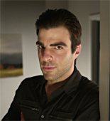 Sylar (Zachary Quinto) needs a boost as the new series of Heroes begins